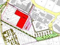 13 Backnang, investment approx. 50.000 m² land