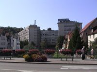 14 Backnang, rented, approx. 1.500 m² to a World group