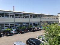 17 Backnang, Technikforum, approx. 1.260 m², investment