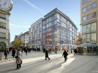 2 Munich-City, investment approx. 4.100 m², © Wilkdesign.de