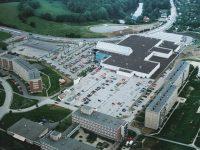 3 Elster-Center Plauen Investment, ca. 30.000 m² vermietbare Fläche,© Stuttgarter Luftbild Elsässer GmbH