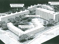 39 Berlin, Siemens Wohnanlage, 607 WE + 1 GE, Investment, ca. 47.300 m² Wfl