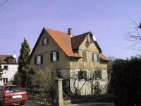 44 Stuttgart, site with excellent view over Stuttgart, 2-family-house, approx. 180 m² living flat