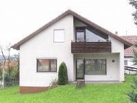 46 Backnang, single-family-house, approx. 125 m² living-flat