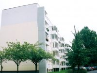 8 Neubrandenburg, 737 apartments in 19 buildings, investment, approx. 43.900 m² living area